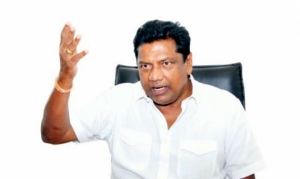 Welgama Says He Will Boycott All Meeting With President Sirisena: Reiterates President Should Resign Immediately