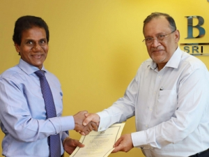 BOI agreement signed for US 30mn luxury hotel in Kandy