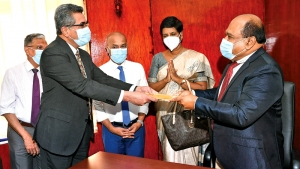 Dr. Amal Harsha De Silva Removed As Secretary To State Ministry Of Primary Health Services: Sunethra Gunawardena Appointed