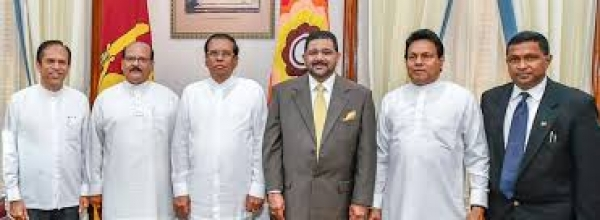Azath Sally And Hizbullah Resign From Their Positions: Government Still Undecided On Rishad Bathiudeen
