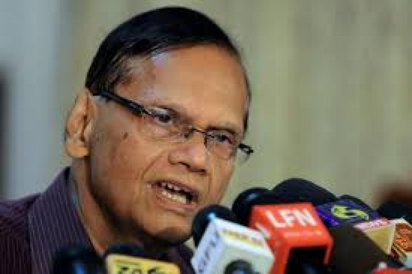 SLPP Chairman Lauches Scathing Attack On President Sirisena: Says Sirisena Driven By His Incessant Greed For Power