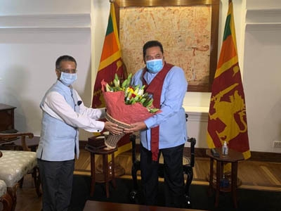 Fresh opportunity for India, SL to enhance bilateral engagement-India