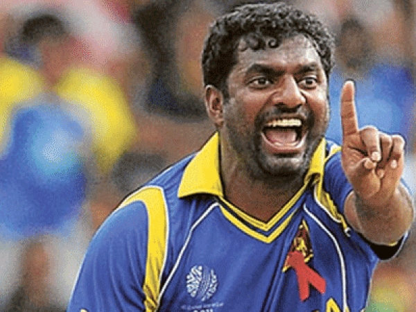 Murali crowned as most valuable Test player of 21st century