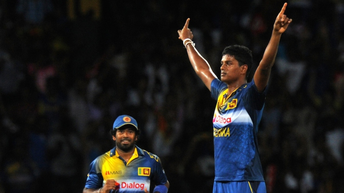Sri Lanka Cricket Hit By Another Crisis: Two Cricketers Chanuka Karunaratne And Binura Fernando Test Positive For COVID19