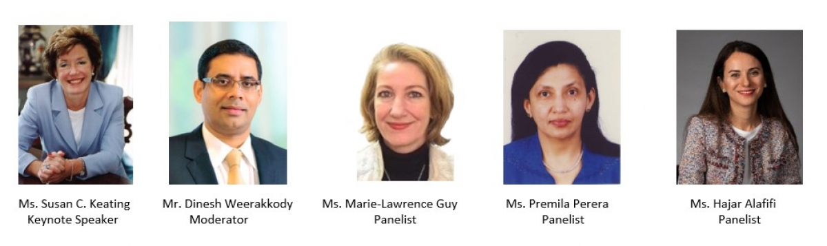 "SLID and IFC organize webinar on ""Women on Boards: The Power of Networking"""
