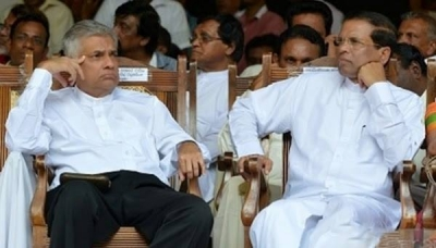 President Accuses Prime Minister Of Shielding Rajapaksa And Others In Graft Probe: Suggests PM 'Cut Deals' With Rajapaksa