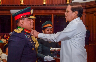Former Gota Ally Major General Shavendra Silva Appointed New Army Commander In The Run Up To Presidential Election