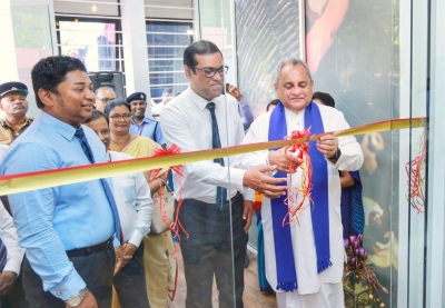 "People's Bank opens an exclusive ""People's Elegance"" Banking Centre in Ratnapura"