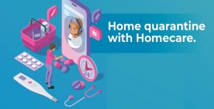 eChannelling introduces 'Home Care Service' as safe and trusted solution for home quarantined COVID-19 patients