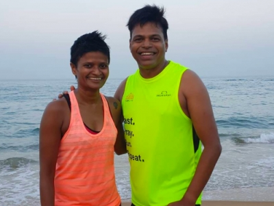 Johann And Jayanthi Embark On 'Seven Summits Challenge': Now Off To Climb Aconcagua in Argentina [VIDEO]