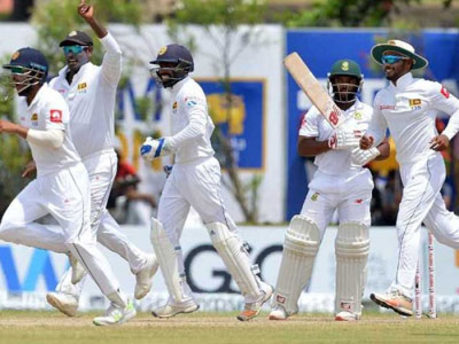 Test series between Sri Lanka & South Africa to be held as planned