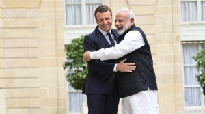 Modi And Macron Invite Sirisena For International Solar Alliance Founding Conference And Summit