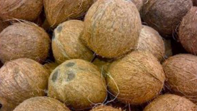 Prices Of Coconut, Vegetables Shoot Up