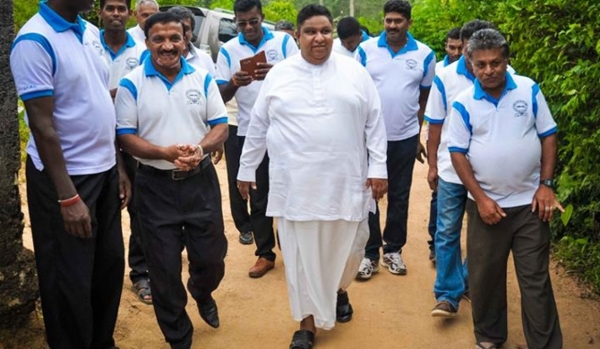 Uva Chief Minister Chamara Sampath Dassanayake Vows To Stand On His Head If Gotabhaya Rajapaksa Turns Up At SLPP Rally In Badulla