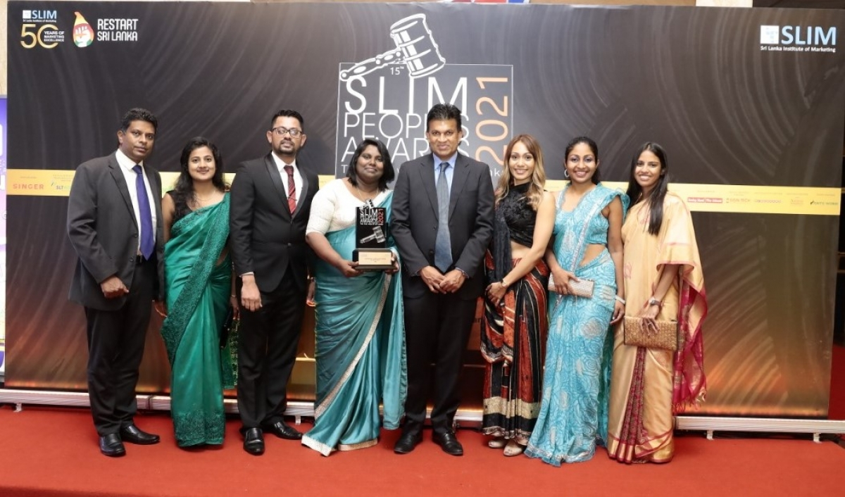 Atlas Crowned School Supply Brand of the Year at SLIM People's Awards 2021