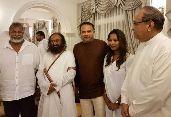 Another Son In Law In Action: Navin Dissanayake Under Fire For Being Architect Of Botched 'Karu J' Mission