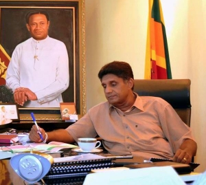 Sajith Requests Government To Discuss Lifting Of Army Commander's Travel Ban With Pompeo
