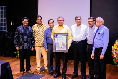 IPM SL Pays Tribute to OPA President and Felicitates Heads of OPA Constituent Bodies