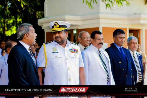 Chief  Of Defence Staff Admiral Wijegunaratne Likely To Be Given Honourable Exit Before His Arrest