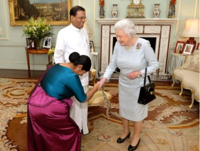 Queen Elizabeth II Issues Message For Sri Lanka's Independence Day: Wishes All Sri Lankans Happiness And Good Fortune