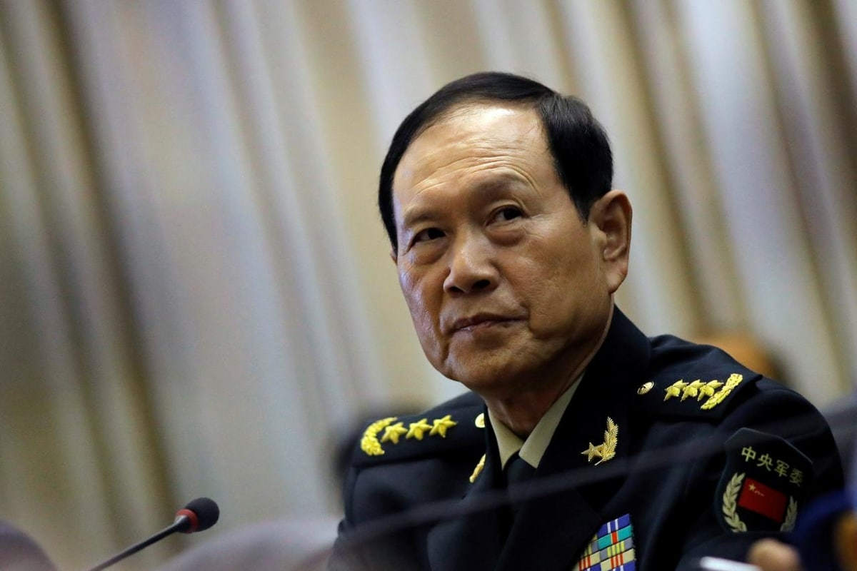 China's Defence Minister Gen Wei Fenghe Expected To Arrive In SL Amidst Controversy Over Port City Bill
