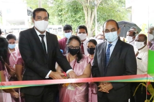 People's Bank's Thalathuoya Service Centre moves to a new location