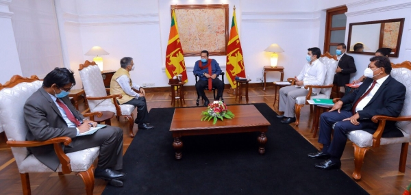 PM requests India to support SL's pharmaceutical sector