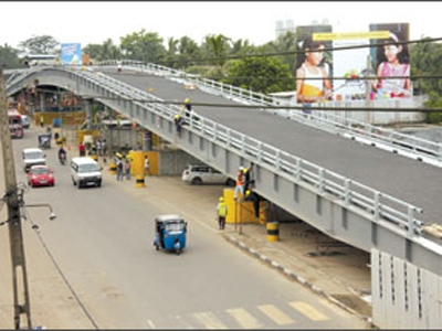 Three flyovers to be built in Slave Island