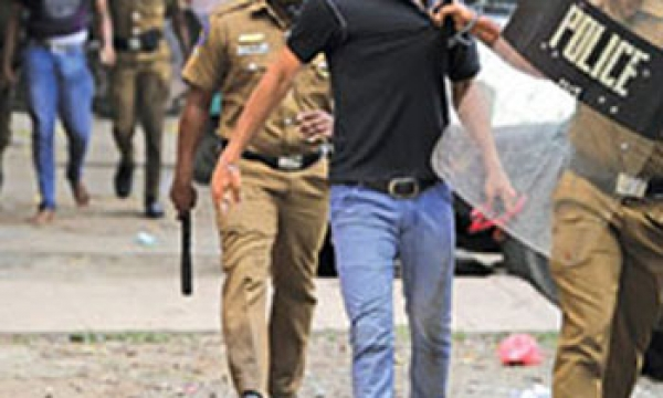 230 Suspects Currently In Police Custody Over Kandy Violence: 161 Are Residents Of Kandy District