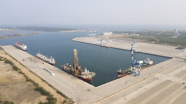 "Traffic To Hambantota International Port Increases Significantly: ""Volume Of RORO Vessels Handled Increased By 136% In 2018"""
