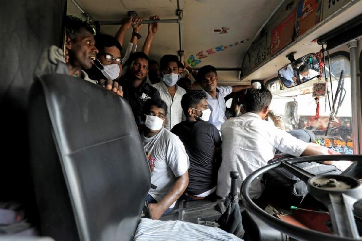If You Die Of COVID19 Contracted While Travelling On SLTB Bus, You Are Entitled To Rs. 50,000: Sri Lanka's Insurance Scheme For Passengers