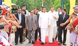 Speaker And Party Leaders Supporting No Confidence Motion Against MR To Meet President Sirisena This Evening