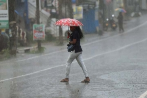 Inclement Weather Condition To Continue Today As Well: All Schools In Sabaragamuwa Province Closed