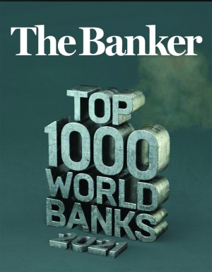 People's Bank ranked amongst the world's 'Top 1000 Banks' yet again