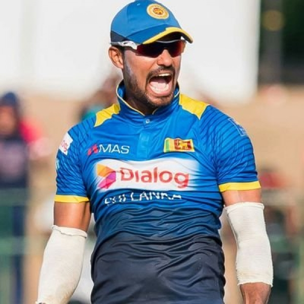Sri Lanka Loses Dhanushka Gunathilake Too: Two Prominent Players Withdraw Even Before The Start Of Asia Cup