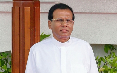 "President Sirisena Vouches For Sajith Premadasa's ""Honesty And Integrity"": Says He Is Never Reluctant To Shower Praise On UNP Deputy Leader"