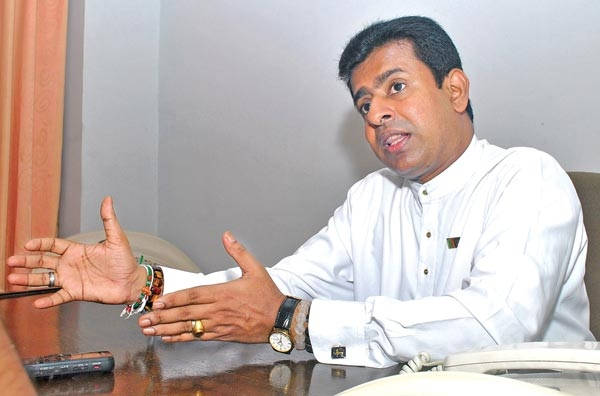 Where Is Buddhika Pathirana? - Matara District MP Not Among Those Who Took Oaths Before President