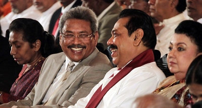 Former Defence Secretary Gotabhaya Rajapaksa Appears Before Special Corruption High Court Over D.A. Rajapaksa Case