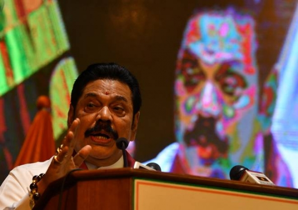"MR's Speech In New Delhi: ""By Defeating LTTE, We Not Only Freed Sri Lanka, But Also Saved India"""