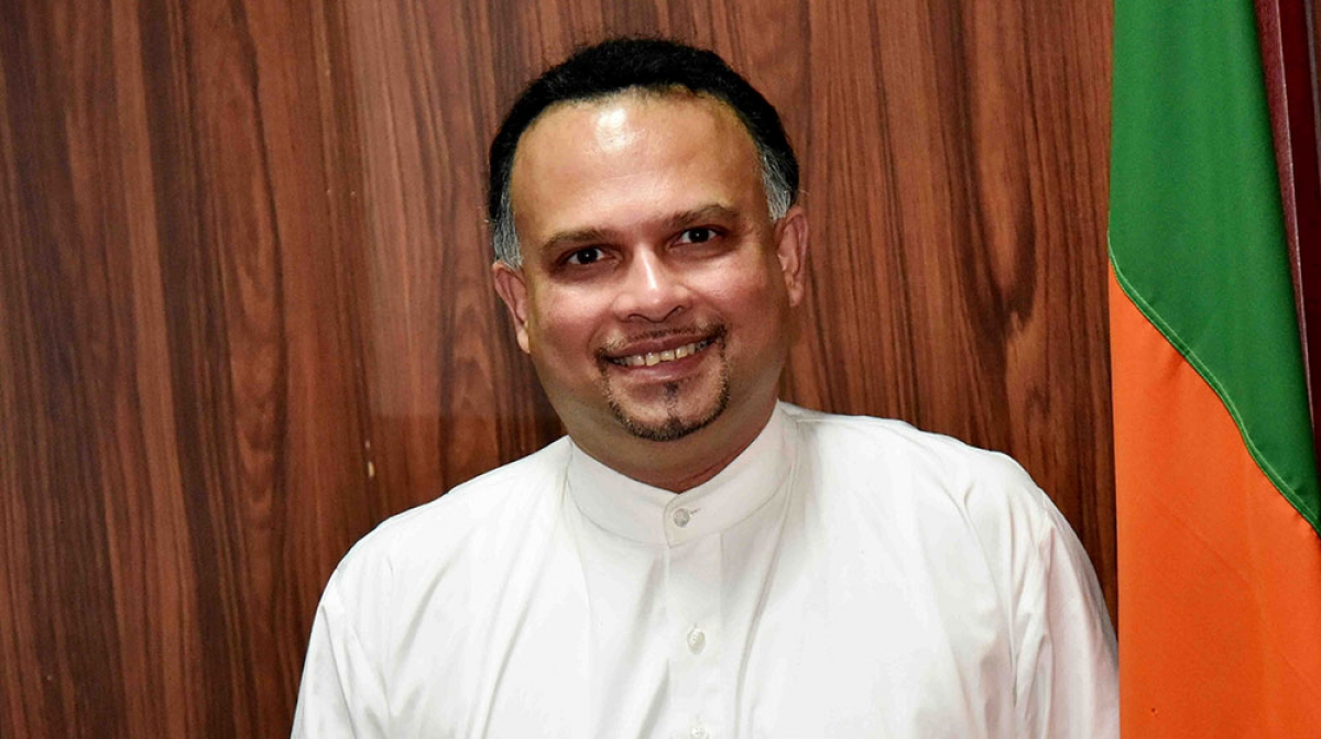 """Appoint Any Other Suitable Person As National Organiser"": UNP Bigwig Navin Dissanayake Declines Ranil's Offer"