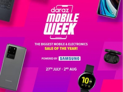 OPPO signs up as Gold partner for Daraz mobile week 2020