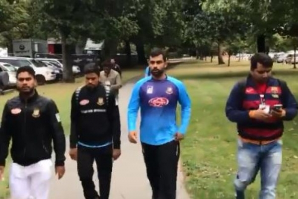 Bangladesh Tour Of New Zealand Hangs In The Balance After Cricket Team Forced To Flee Shooting At Christchurch Mosque