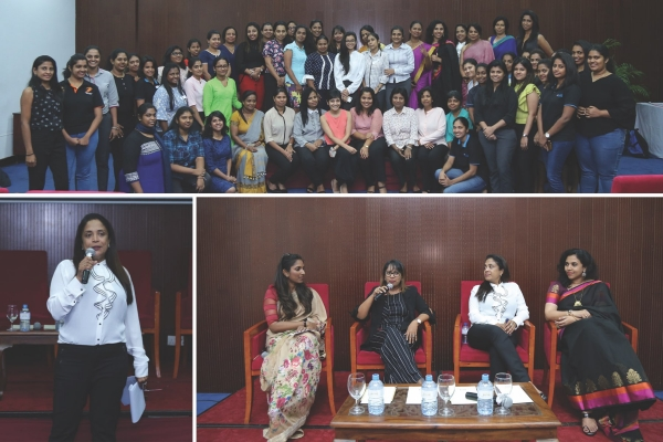 Nations Trust Bank Celebrates International Women's Day
