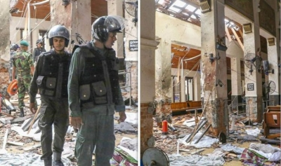 Government Analyst Confirms Explosions In Churches And Five Star Hotels Are Suicide Blasts