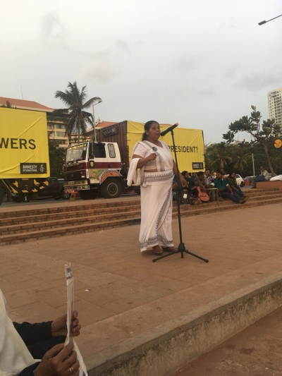 Ninth Year Of Prageeth Ekneligoda's Disappearance: Protest At Galle Face Green To Demand Justice For Disappeared And Murdered Journalists