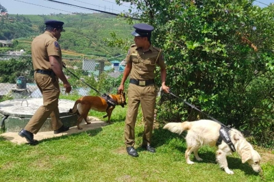 Security Forces Discover National Thowheed Jamaath Training Facility In Nuwara Eliya: Camp Used By Zaharan To Give Military Training To His Followers