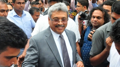 Gota Returns A Day After LG Polls: But Says He Is An American Citizen And Can't Be the Prime Minister