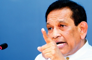 """Nothing Wrong In Having Commemorative Events In North: They Are All Our Children;"" Rajitha At Cabinet Briefing"