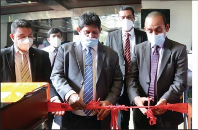 People's Bank opens its Service Center at Sri Lanka Insurance Head Office Premises