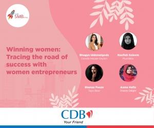 CDB promotes women's entrepreneurship in Sri Lanka